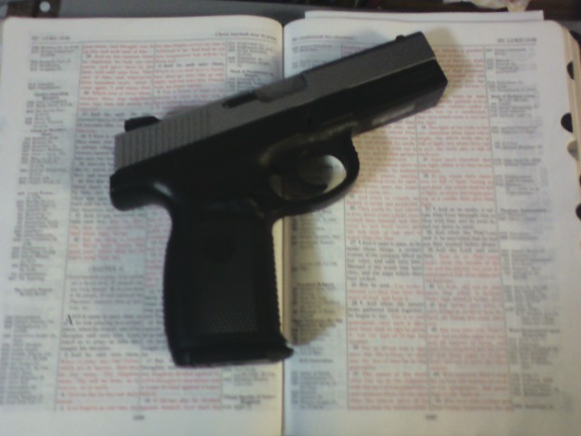 Bibles and Guns - American Tradition